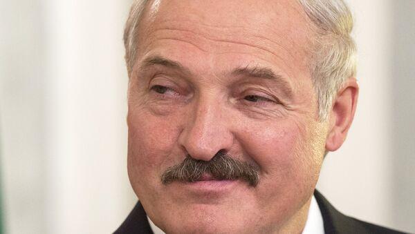 Президент Белоруссии Александр Лукашенко - Sputnik France