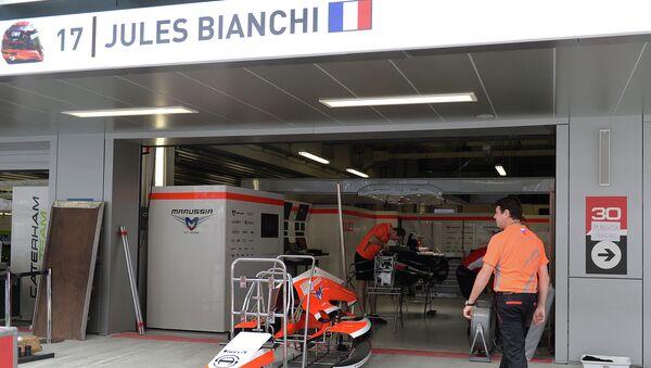 F1 - GP de Russie: Marussia ne remplacera pas Bianchi - Sputnik France