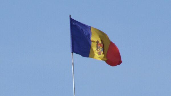 Флаг Молдовы - Sputnik France