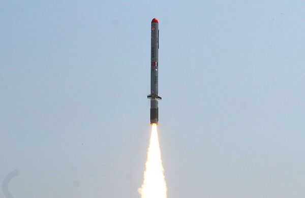 Missile subsonique Nirbhay (Archives) - Sputnik France