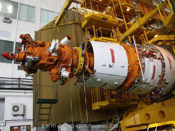 Satellite Resours-P - Sputnik France