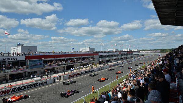Circuit russe Moscow Raceway - Sputnik France