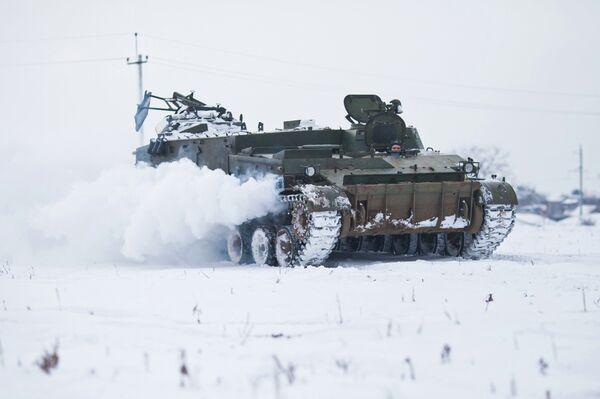 Arctique: la Russie déploiera ses troupes dès 2014 - Sputnik France