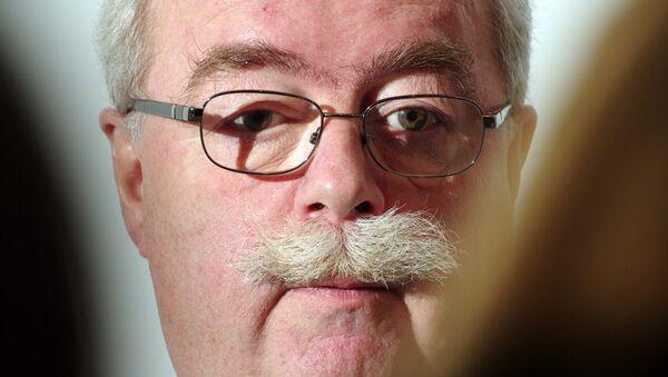 Президент нефтегазовой компании Total Кристоф де Маржери - Sputnik France