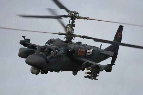 Ka-52 - Sputnik France