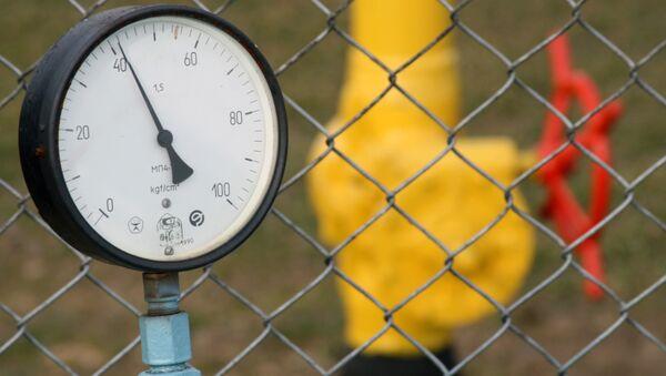 Газовая компрессорная станция Укртрансгаз в городе Боярка - Sputnik France