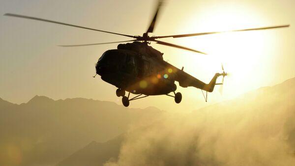 Hélicoptère Mi-17 en Afghanistan - Sputnik France