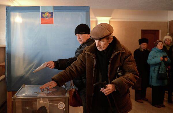 Elections dans le Donbass: Kiev ouvre une enquête pénale - Sputnik France