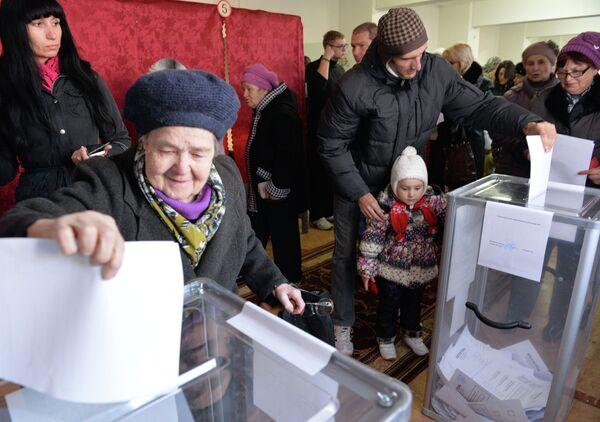 Donbass: Kiev doit reconnaître les résultats des élections (député russe) - Sputnik France