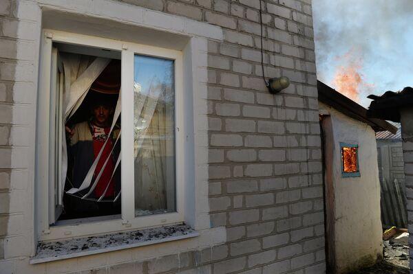 Situation en Donetsk - Sputnik France