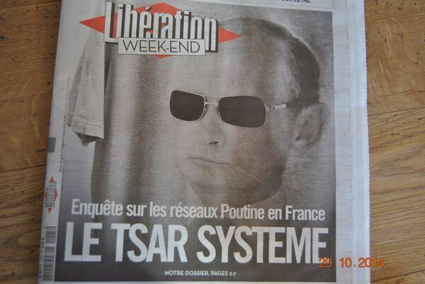 Réseaux Poutine: accusé par Libération, le directeur de l'Iris dément - Sputnik France