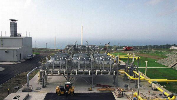 Russie et Turquie conviennent d'élargir le gazoduc Blue Stream - Sputnik France