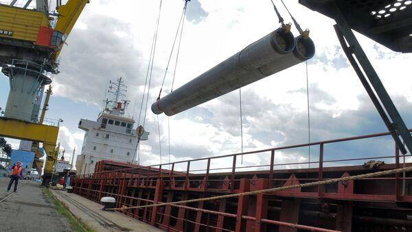 Fermeture du projet South Stream: réaction et conséquences - Sputnik France
