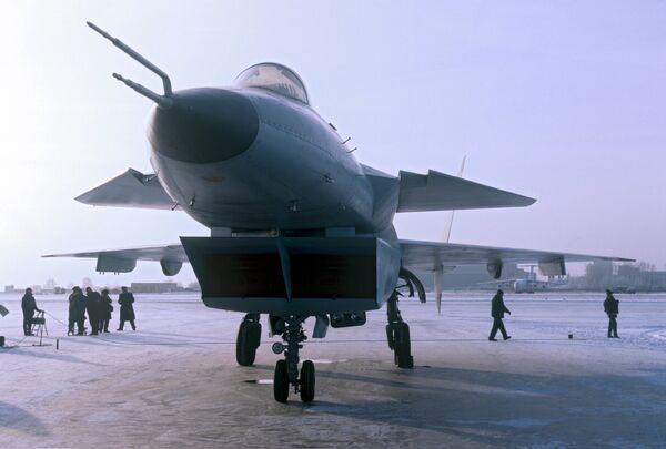 Chasseurs MiG: plus rapides que le son - Sputnik France