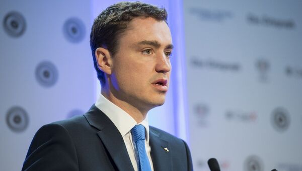 Taavi Roivas, premier ministre estonien - Sputnik France