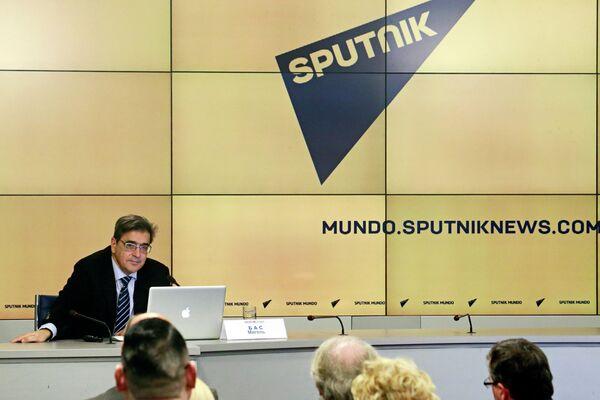 Le groupe multimédia russe Sputnik lance un service en espagnol - Sputnik France