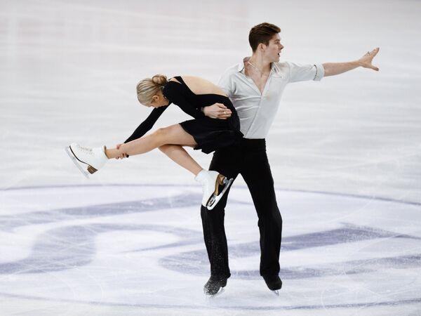 Anna Yanovskaya et Sergey Mozgov - Sputnik France