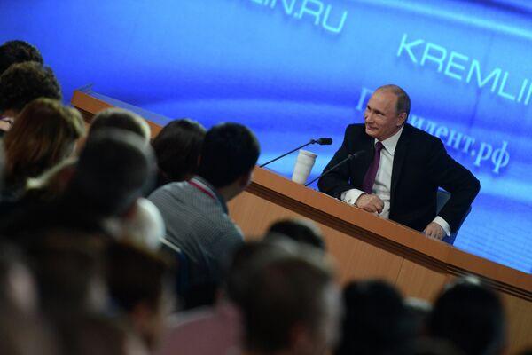 Président de Russie Vladimir Poutine - Sputnik France