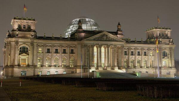 Bundestag allemand - Sputnik France