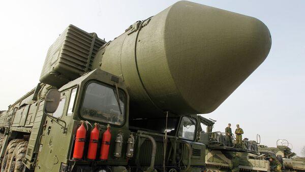 Les missiles balistiques russes Topol: 30 ans de service - Sputnik France