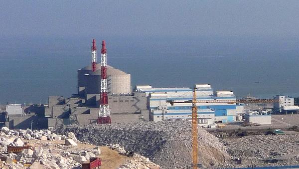 Une centrale nucléaire chinoise, image d'illustration - Sputnik France