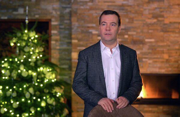 Premier ministre russe Dmitri Medvedev - Sputnik France