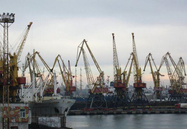 Port d'Odessa - Sputnik France