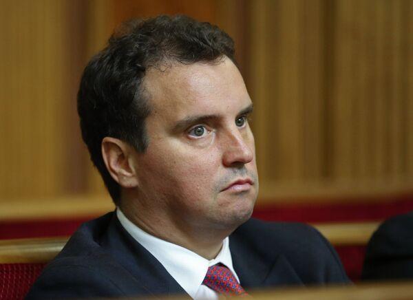 Aivaras Abromavicius, ministre du Développement économique de l'Ukraine - Sputnik France