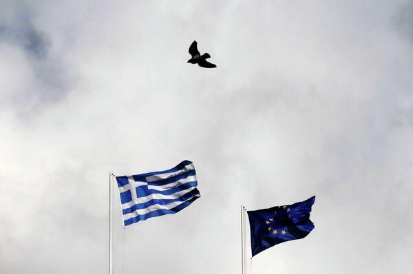 La Grèce peut et doit rester dans la zone euro (homme politique) - Sputnik France