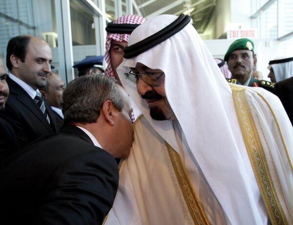 Le roi Abdallah d'Arabie saoudite et ses successeurs - Sputnik France