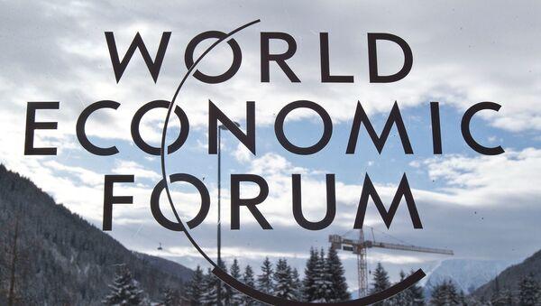 Forum économique mondial de Davos - Sputnik France