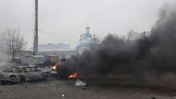 Ukraine: 20 morts dans les bombardements à Marioupol (Kiev) - Sputnik France