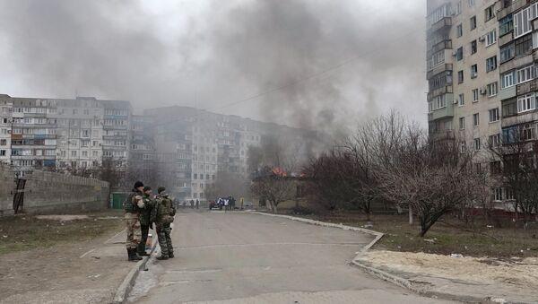 Marioupol/bombardements: le bilan s'alourdit à 27 morts (médias) - Sputnik France