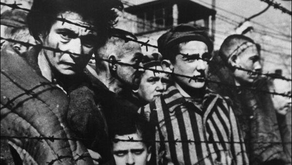 Le camp de concentration nazi Auschwitz-Birkenau - Sputnik France