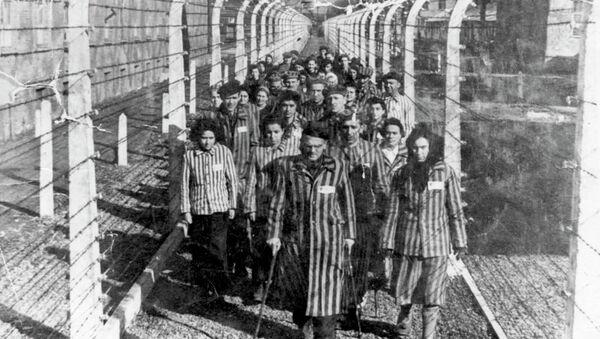 l'Holocauste - Sputnik France