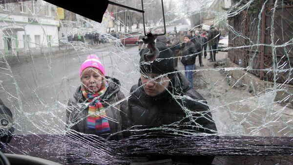 Ukraine: le conflit a fait 5.187 morts (Onu) - Sputnik France