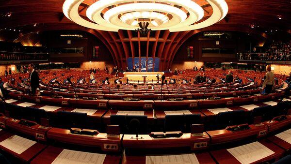 Парламентская ассамблея Совета Европы. Архивное фото - Sputnik France